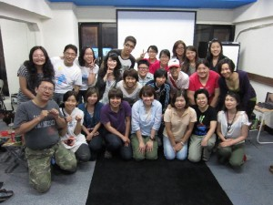 Talk Party at D.I.N.G.O. 台灣 (Taipei, Taiwan)