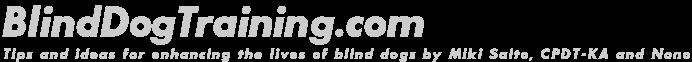 BlindDogTraining.com